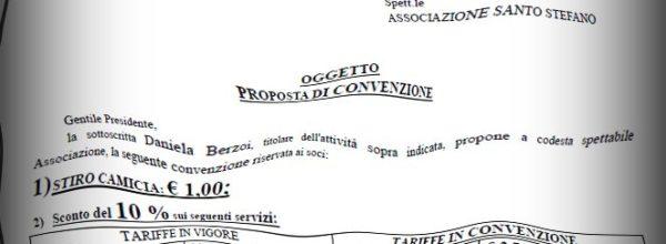 Convenzione lavanderia Amiternina